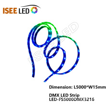 DMX Control Auto Address Led Flexible Strips